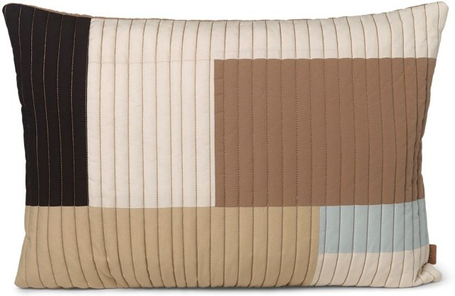 Ferm Living Living Shay quilt pute