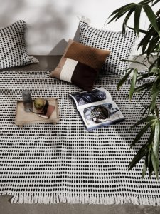 Ferm Living Way Outdoor matte 140x200cm