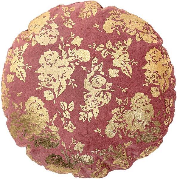 Bloomingville Pute rosa bomull 40cm