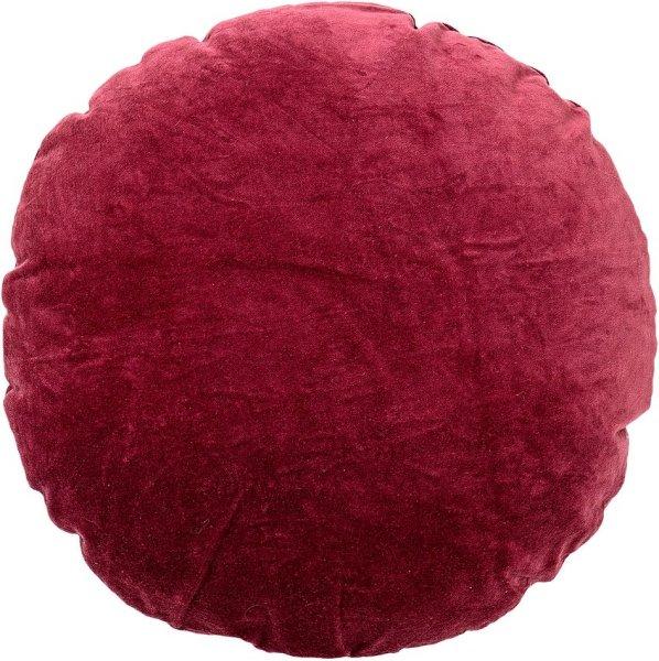 Bloomingville Pute rød bomull 45cm