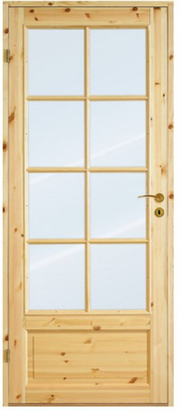 Scanflex Skjold Glass