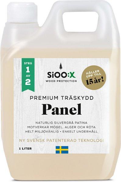 SiOO:X Premium Panel Trebeskyttelse 1l