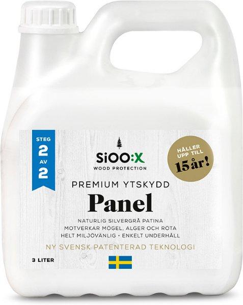 SiOO:X Premium Panel Overflatebeskyttelse 3l