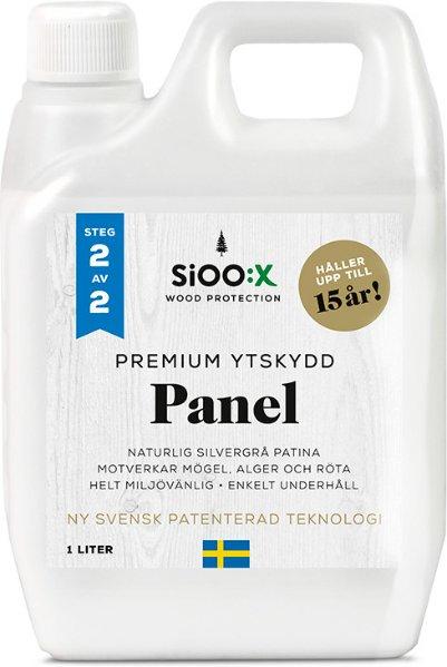 SiOO:X Premium Panel Overflatebeskyttelse 1l