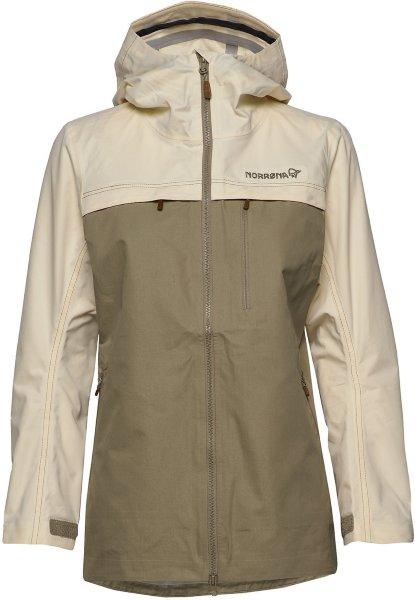 Norrøna Svalbard Cotton Jacket (Dame)