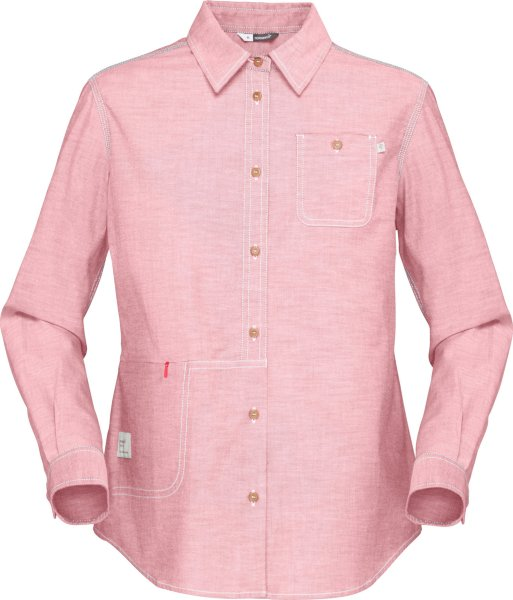 Norrøna Svalbard Cotton Shirt (Dame)