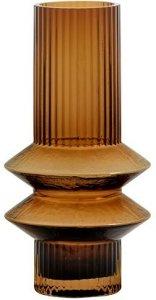 Nordal Rille Rav vase liten