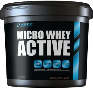 Self Omninutrition Micro Whey Isolate Active 4kg