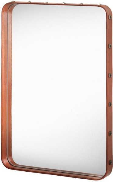 GUBI Adnet speil rektangulært lite