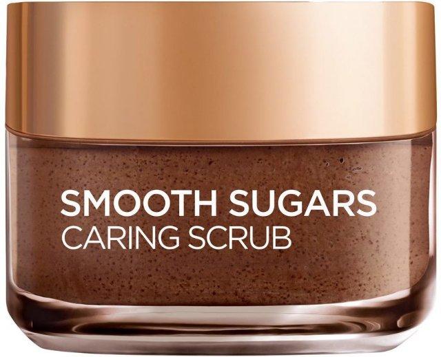 L'Oreal Smooth Sugar Caring Scrub