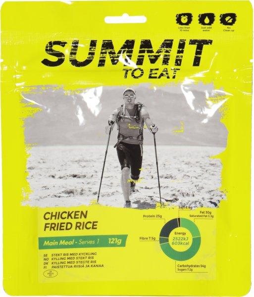 Summit To Eat Chicken Fried Rice