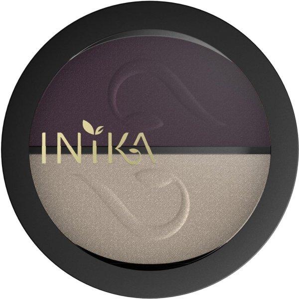 INIKA Pressed Mineral Eyeshadow Duo