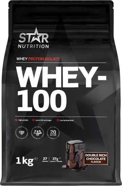 Star Nutrition Whey-100 1kg