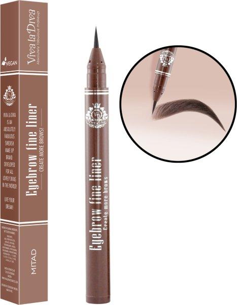 Viva la Diva Eyebrow Fine Liner Pen