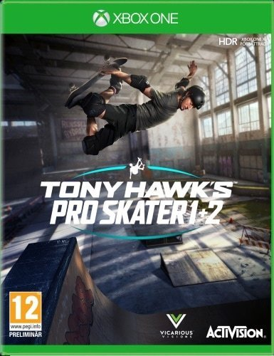Tony Hawk's Pro Skater 1 and 2 til Xbox One