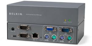 Belkin OmniView Remote IP Manager