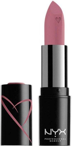 NYX Shout Liquid Satin Lipstick