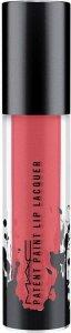 Mac Cosmetics Patent Paint Lip Laquer