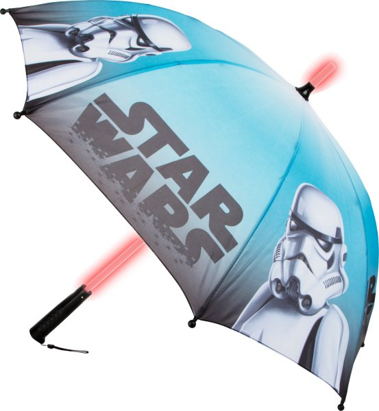 Star Wars Paraply (m/lyssverd)