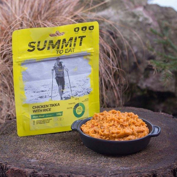Summit To Eat Chicken Tikka