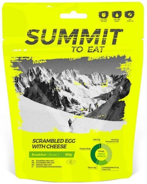 Summit To Eat Scrambled Egg