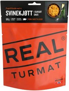 Real Turmat Svinekjøtt i sursøt saus