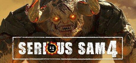 Serious Sam 4 til PC