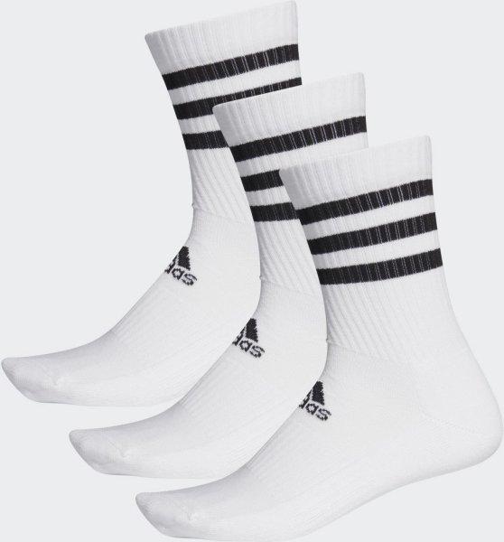 Adidas 3-Stripes Cushioned Crew Sokker