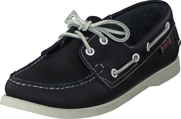 Black Shoes  Sebago  Seilersko - Sko Til Herre