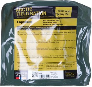 Real Turmat Arctic Field Ration Lapskaus