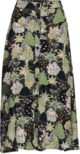 Selected Femme Marina Midi Skirt