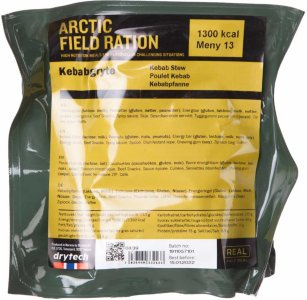 Real Turmat Arctic Field Ration Kebabgryte