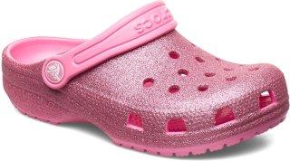 Classic Glitter Clogs (barn/junior)