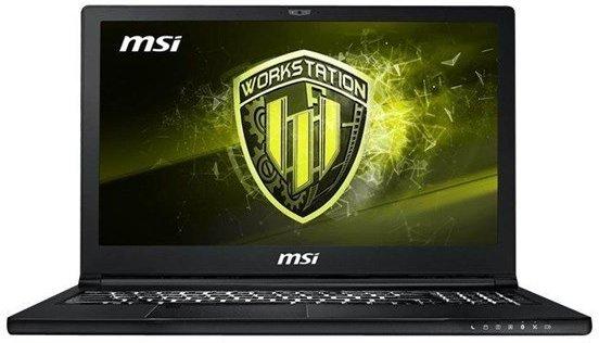 MSI WS63 8SL-041NE