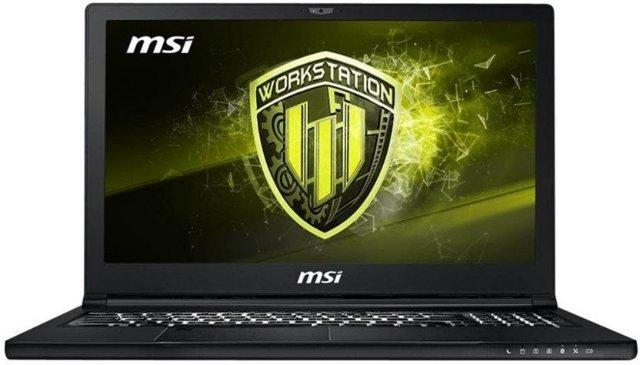 MSI WS63 8SK-042NE