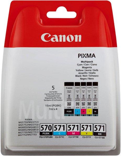 Canon PGI-570/CLI-571 Multipack