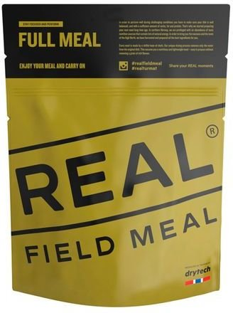 Real Turmat Field Meal Pasta Bolognese