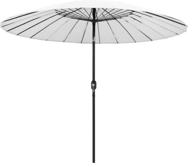 VidaXL Parasoll med aluminiumsstang 270cm