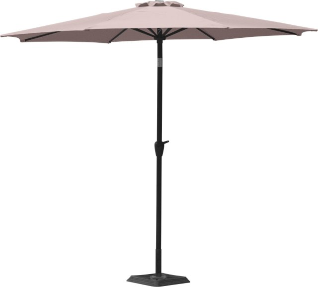 Living Outdoor Felix parasoll med tilt