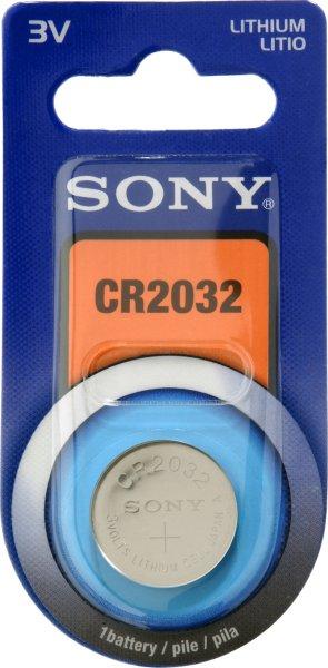 Sony Lithium CR2032