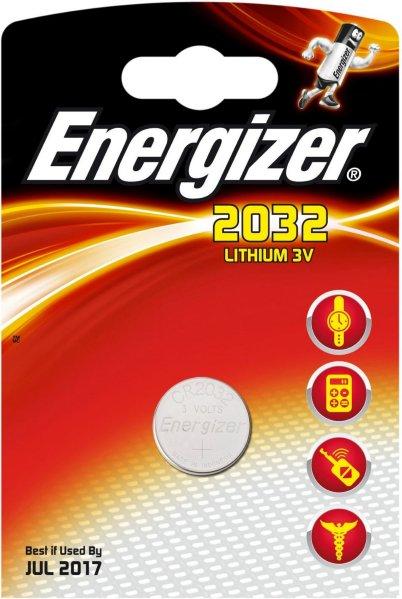 Energizer Lithium CR2032 1 pk