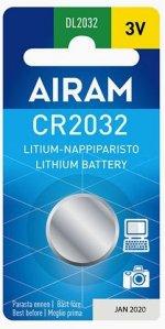Airam CR2032 3V 1pk