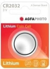 AgfaPhoto CR2032 3V Lithium 1 pk