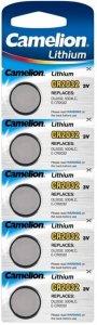 Camelion CR2032 5 pk