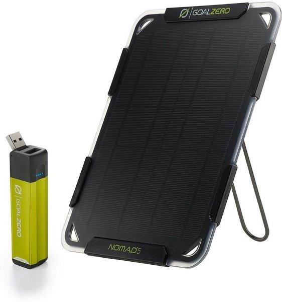 Goal Zero Flip 12 Solar Kit