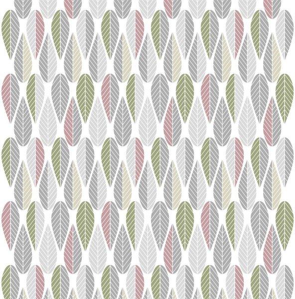 Arvidssons Textil Blader voksduk