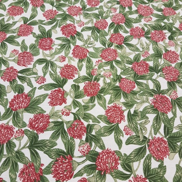 Arvidssons Textil Klöver voksduk