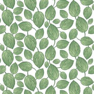 Lyckans blad voksduk
