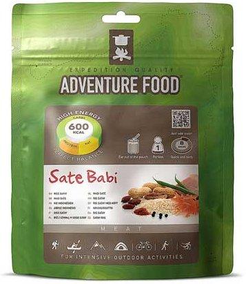 Adventure Food Ris Satay med skinke