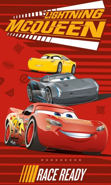 Disney Cars badehåndkle
